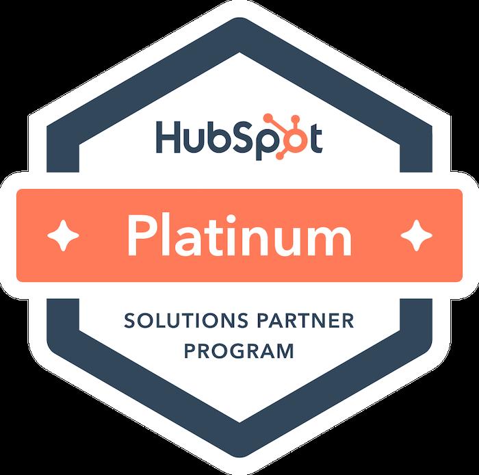 HubSpot Platinum HubSpot Partner